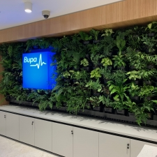 Fully Integrated Vertical Wall